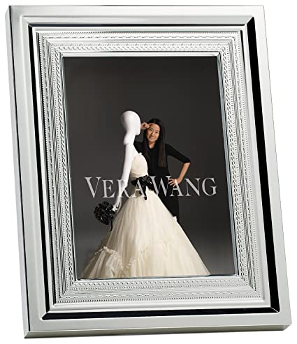 Amazon.com - Vera Wang by With Love 8 by 10 Frame - Single Frames