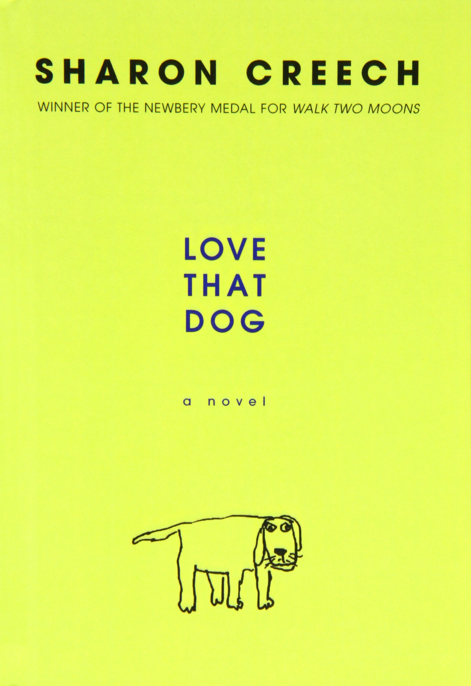 Download Love That Dog ebook