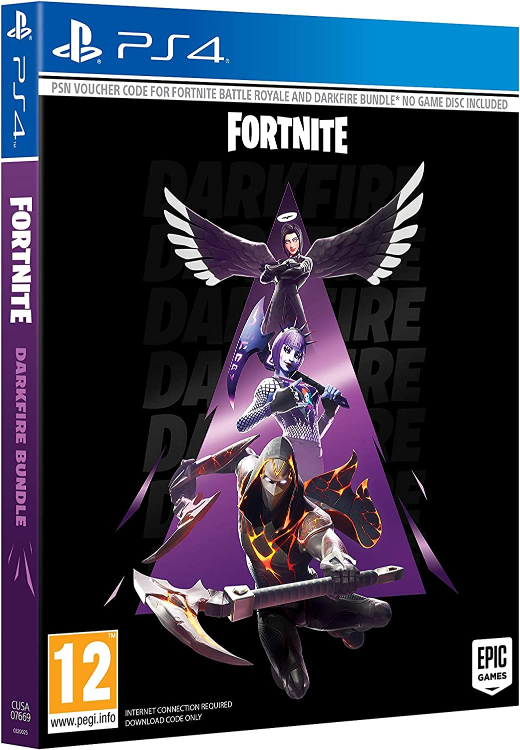 Fortnite Darkfire Bundle - PlayStation 4 [Importación inglesa ...
