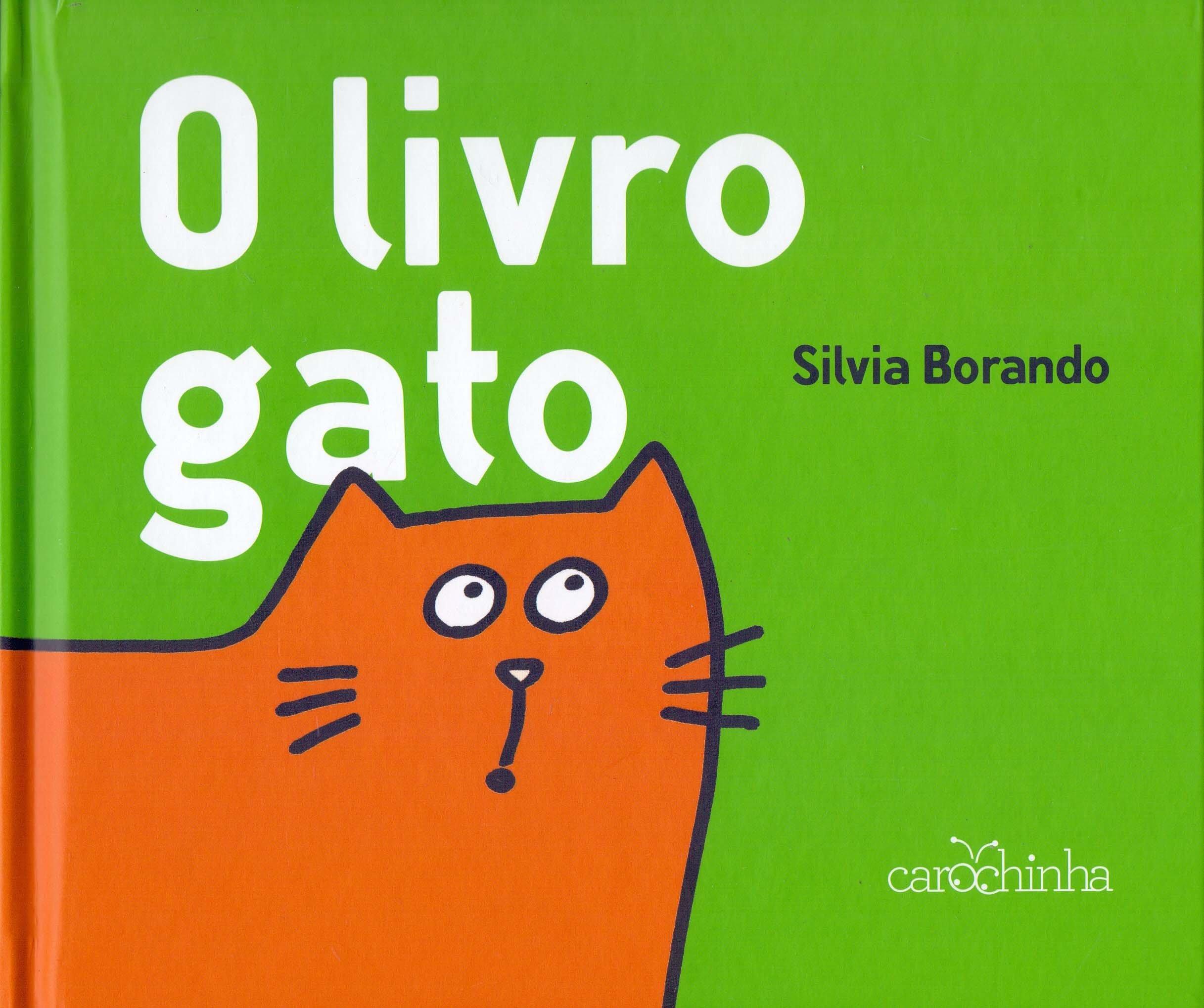 O Livro Gato (Em Portugues do Brasil) (Portuguese Brazilian) Hardcover – 2017