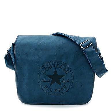 0e94e894fd Converse Vintage Patch Bag Case-Retro-Lagoon: Amazon.co.uk: Clothing