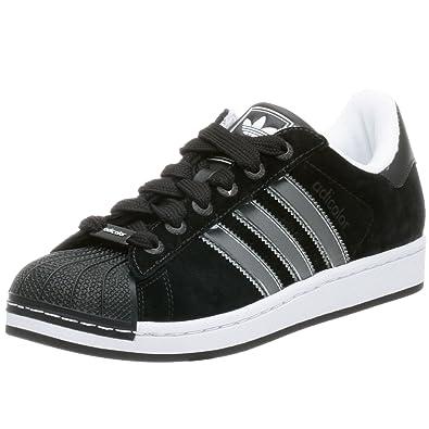 san francisco a5752 093eb adidas Originals Men s Superstar 2 IS Sneaker,Black Black White,9 M