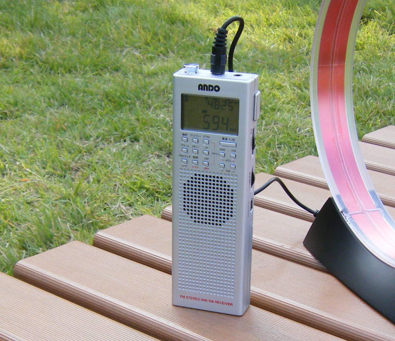 ハンディBCLラジオ S10-887DY B004ATKE26