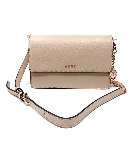Dkny Donna Karan New York Style R3102026 Crossbody, Cream Color by Dkny