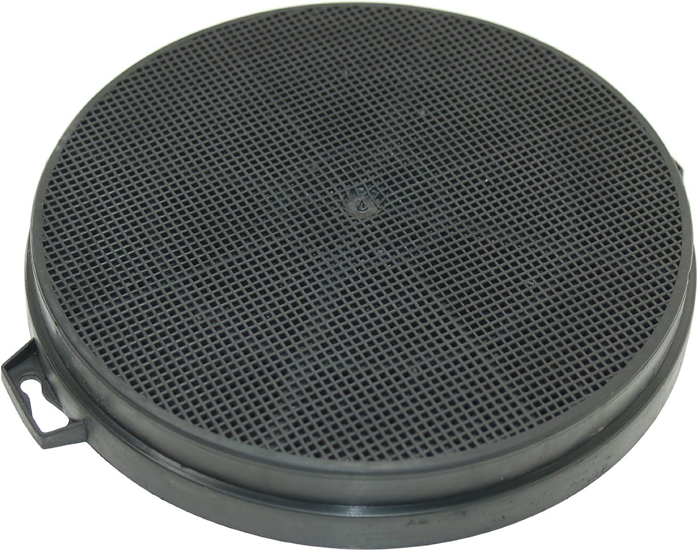 Whirlpool 481281728343 accesorio para microondas, placa de repuesto, filtro de carbón original fac539 para campana extractora, este accesorio, es adecuado para diferentes marcas