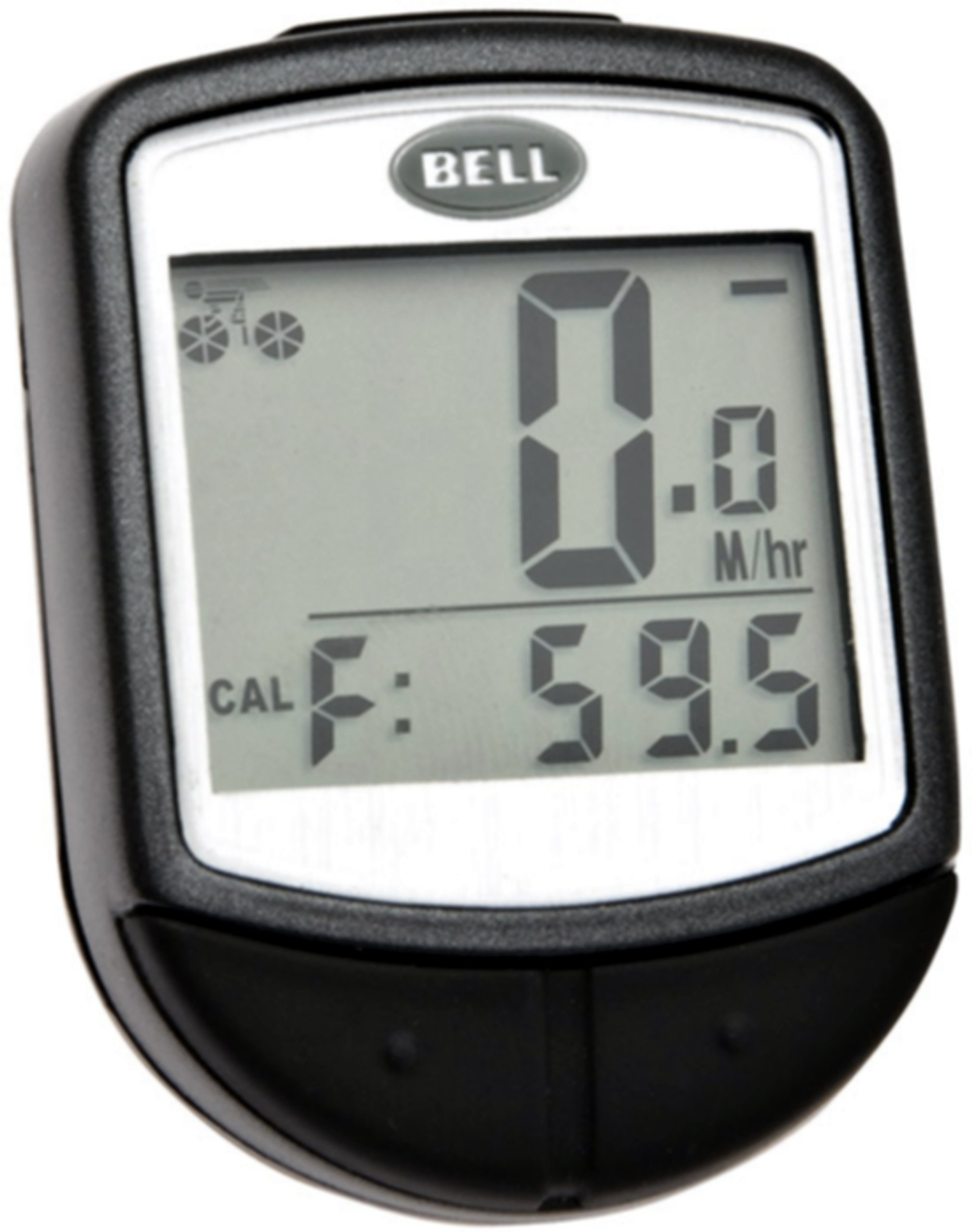 Bell Console 300 16-Function Cyclometer, Black