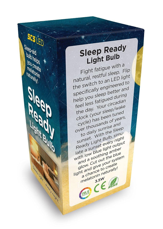 Admite sana patrones de sueño, favorece la producción natural Melatonina Con Ambiente bajo azul noche luz.: Amazon.es: Iluminación
