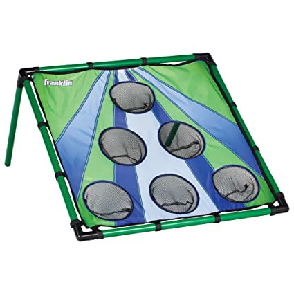 Peachy Franklin Sports 6 Hole Pvc Bean Bag Toss Game Machost Co Dining Chair Design Ideas Machostcouk