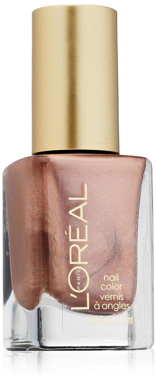 Amazon.com : L\'Oreal Paris Colour Riche Nail, Frieda\'s Nude #350 ...