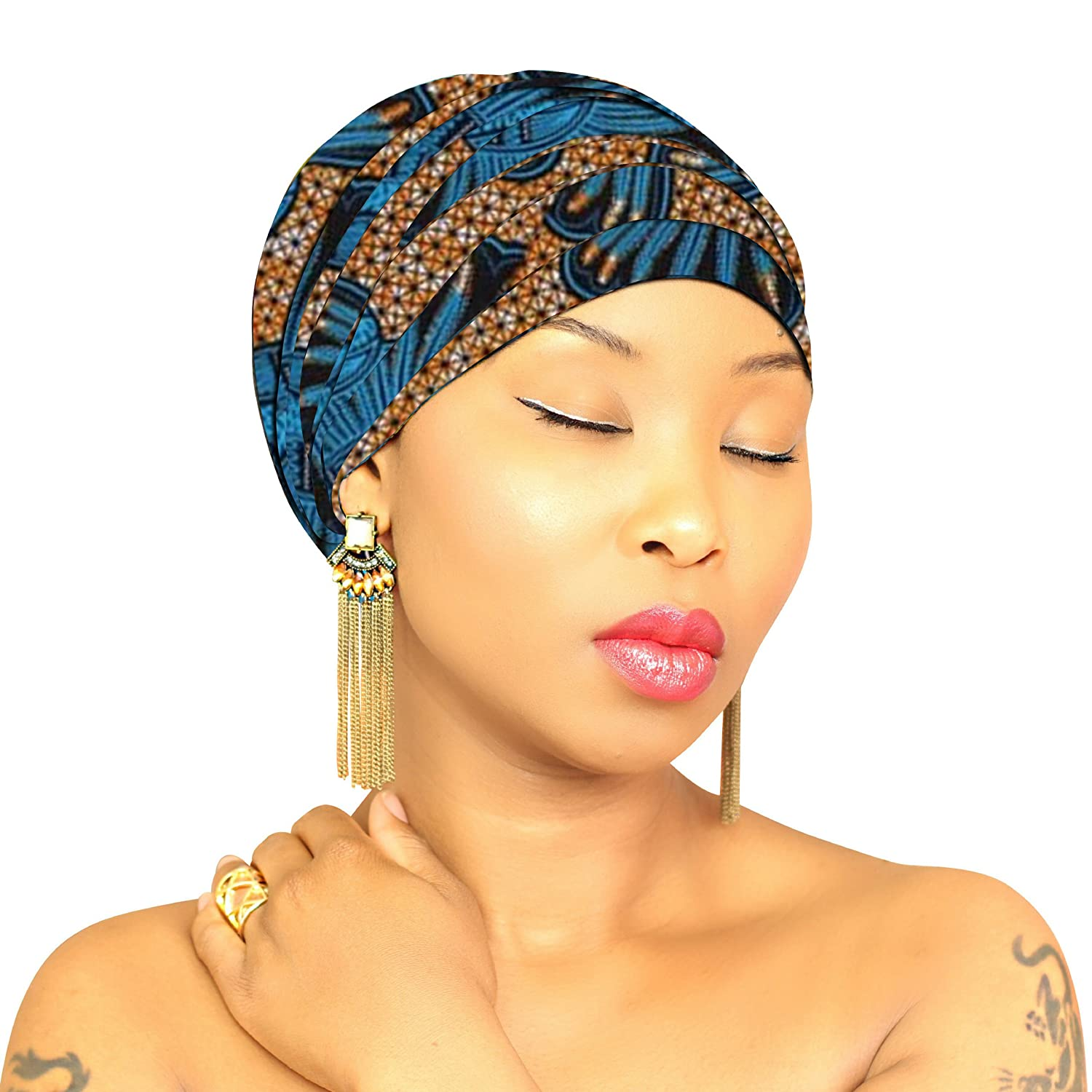 fc0b0fd707 Authentic African Wax Fabric  100% Cotton Fabric ✓ Limited Availability   See a head wrap you love! Buy it before it s gone forever!