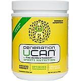 Generation UCAN SuperStarch ® Energy Drink Mix Tub, Lemonade, No Added Sugar, Gluten-Free, Vegan, 26.5 Ounces, 30 Servings