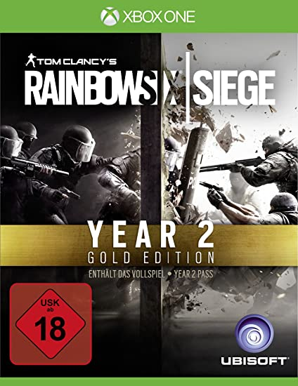 Tom Clancys Rainbow Six Siege Gold Edition - Season 2 ...