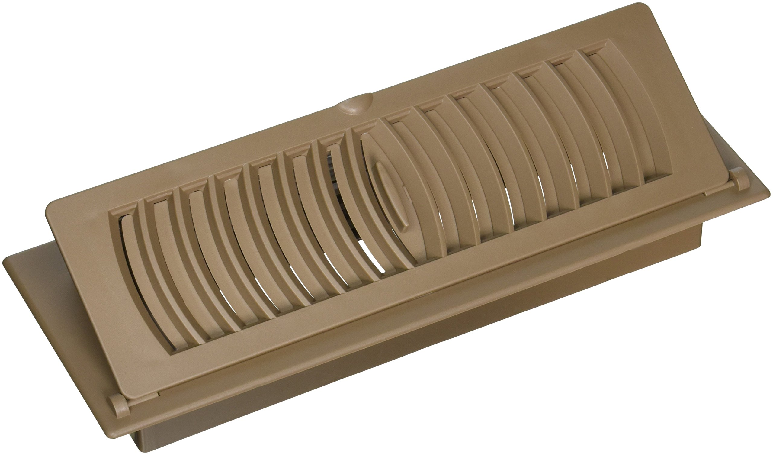 Imperial Manufacturing RG3060 Pop-Up Register Rtl, 3'' X 10'', Tan