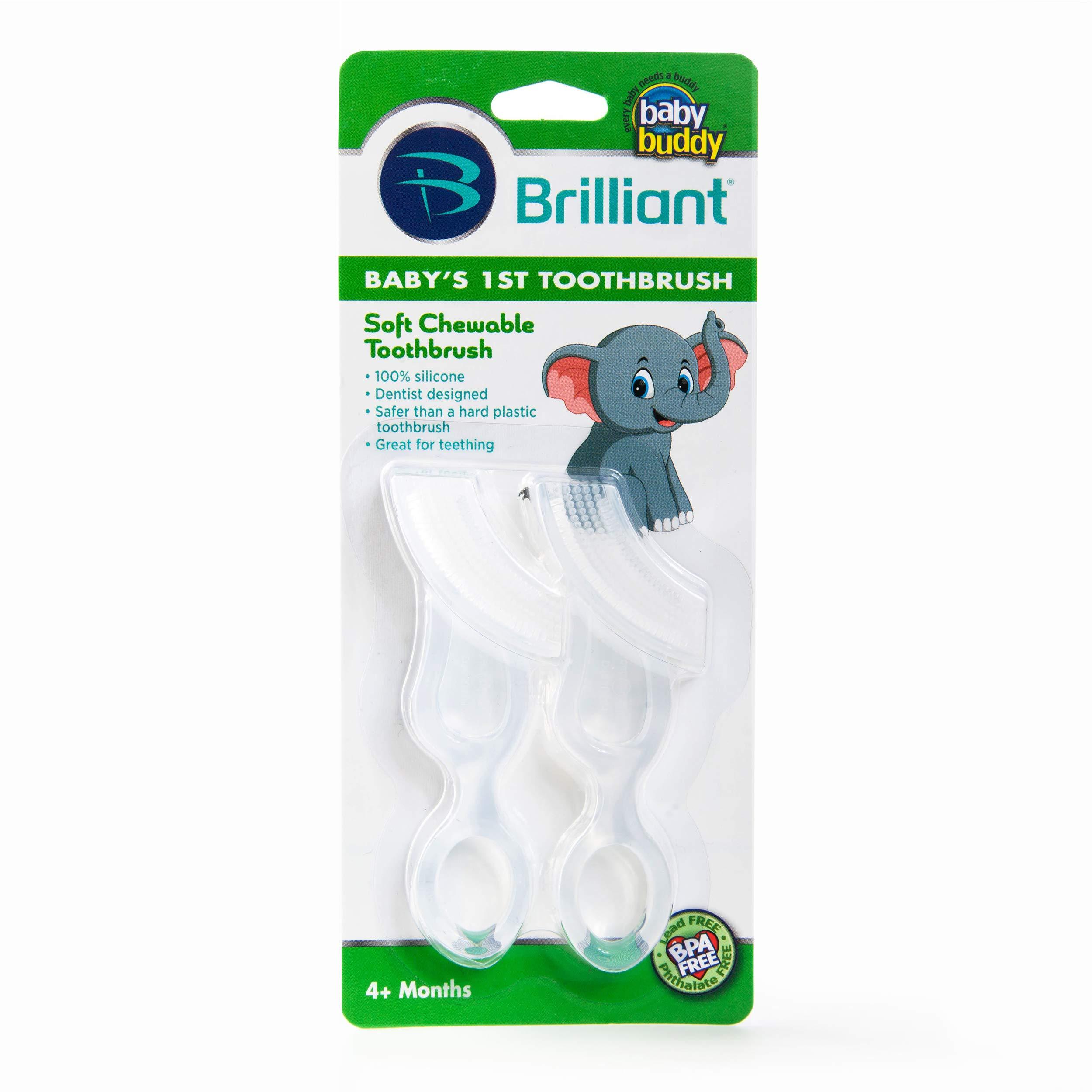 Baby Buddy - Cepillo de dientes para bebé product image