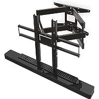 SoundXtra Cantilever TV Mount for Bose SoundTouch 300 & Soundbar 700 - Black