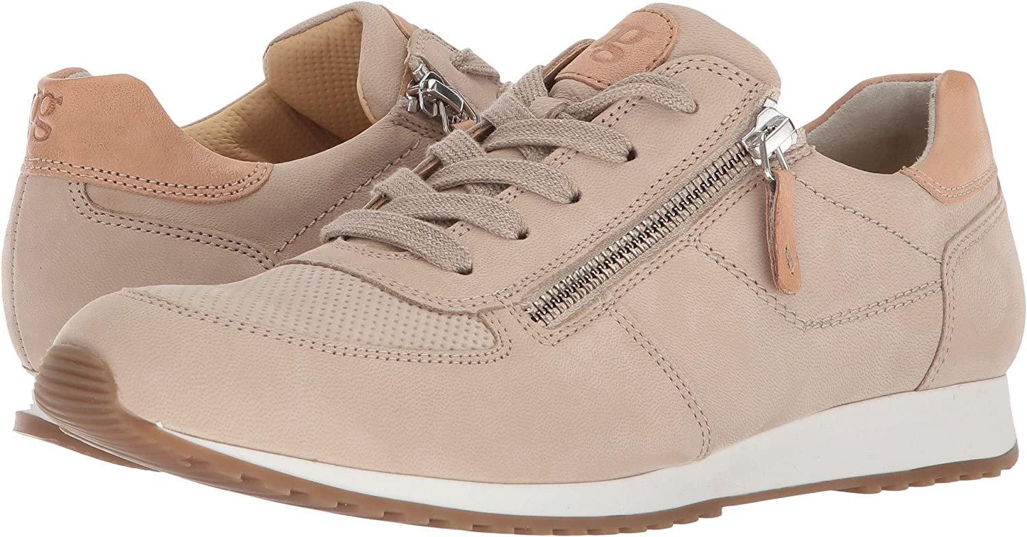 Paul Green Womens Sandy Sneaker B0762TGBH7 9.5 B(M) US|Sabbia Desert Soft Nubuck
