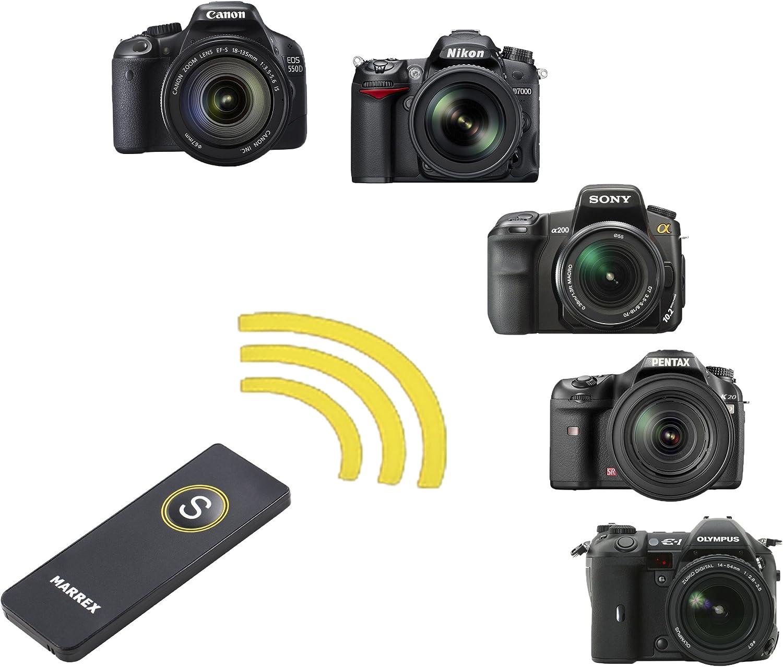 Universal inalámbrico Disparador por Infrarrojos para cámaras ...