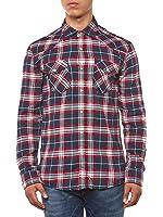 Selected Herren Freizeithemd One Shlauritz Shirt Ls H