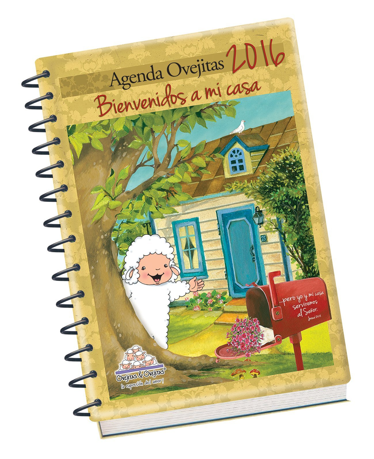 Agenda Ovejitas 2016: Amazon.com: Books