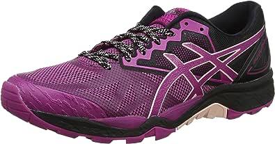 ASICS Gel-Fujitrabuco 6 Womens Running Trainers T7E9N Sneakers Shoes