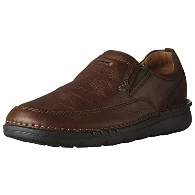 CLARKS Unnature Easy Mens Slip On Loafers | Loafers & Slip-Ons