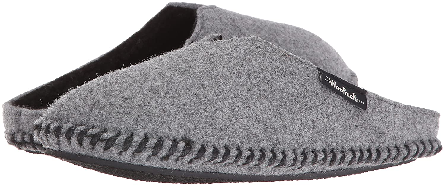 57a31d3f0 Woolrich Womens Classic Felt Mill Scuff Scuff Slipper: Amazon.ca: Shoes &  Handbags