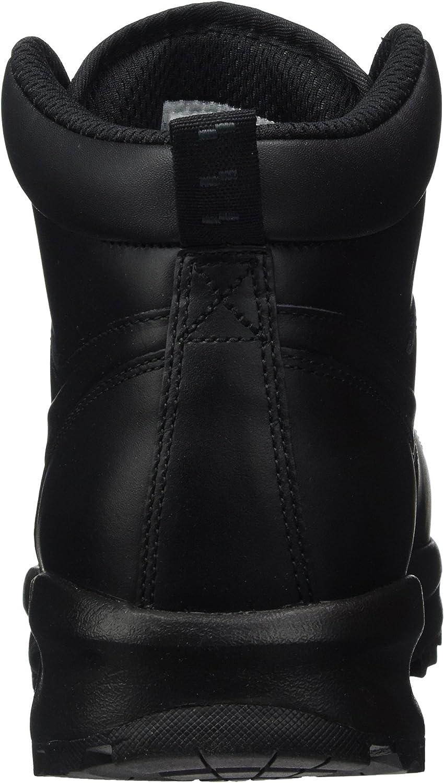Nike, Manoa Leather, Stivaletti, Uomo, Nero, 43 EU
