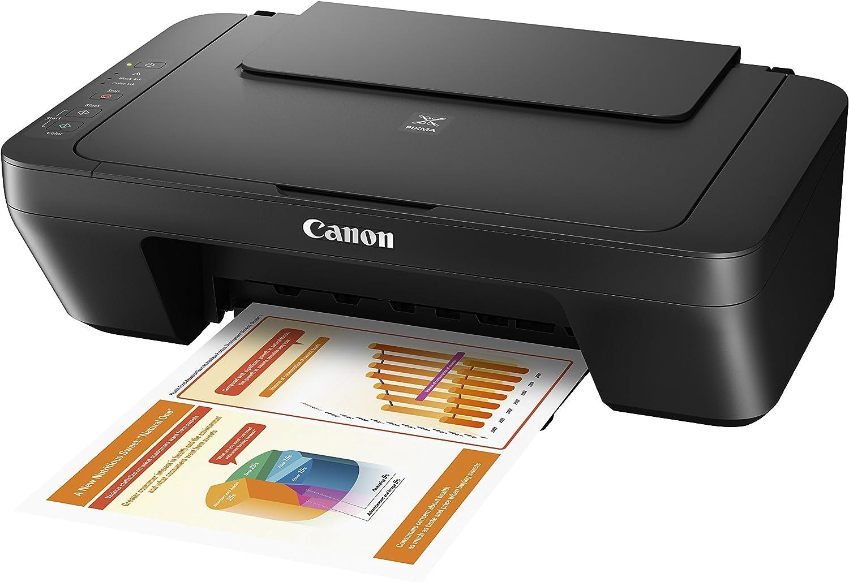 Canon PIXMA MG2555S 3IN1 Impresora de Chorro de Tinta 0727C026 A4 ...