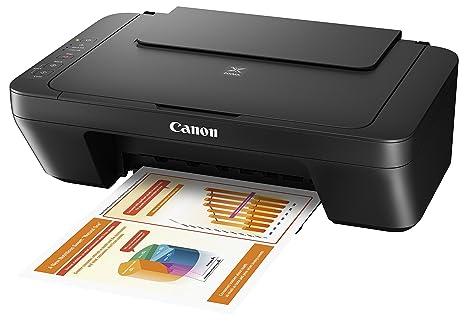 Canon PIXMA MG2555S Inyección de Tinta 4800 x 600 dpi A4 - Impresora multifunción (Inyección de Tinta, Impresión a Color, 4800 x 600 dpi, Copia a ...