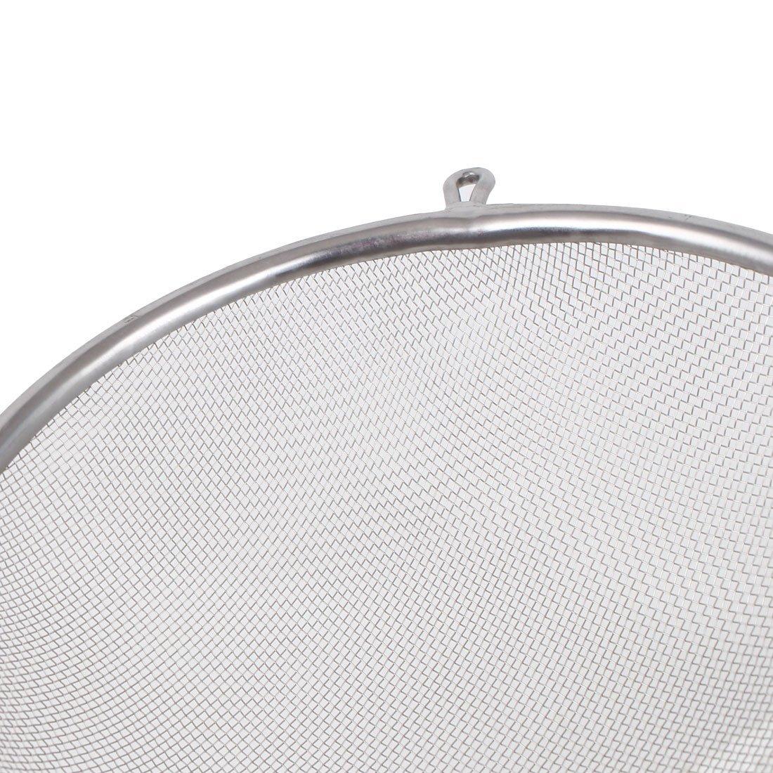 Amazon.com | eDealMax cocina colador de malla de alambre de harina Tamiz Tamiz Tamiz de aceite 3 en 1: Flatware Sets