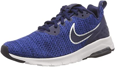 7b47b76a729a6 Nike Herren Air Max Motion LW LE Laufschuhe Mehrfarbig Midnight Navy Gym  Blue 400