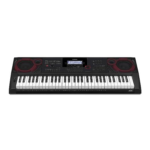 Casio CT X8000IN 61 Key Portable Keyboard  Black  Portable Keyboards