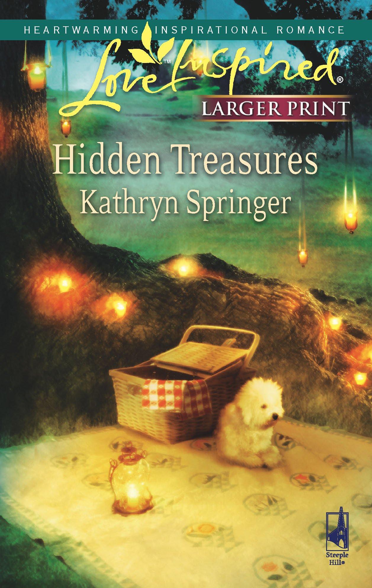 Download Hidden Treasures: McBride Sisters' Series #2 (Larger Print Love Inspired #457) pdf