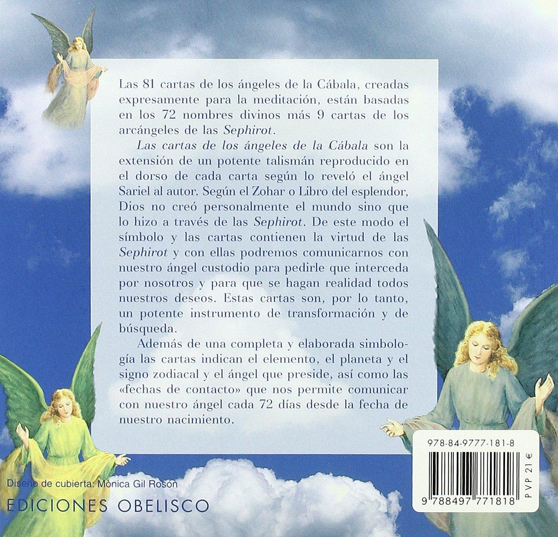 Las Cartas De Los Angeles De La Cabala / The Cards of the ...