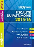 Top Actuel Fiscalité Du Patrimoine