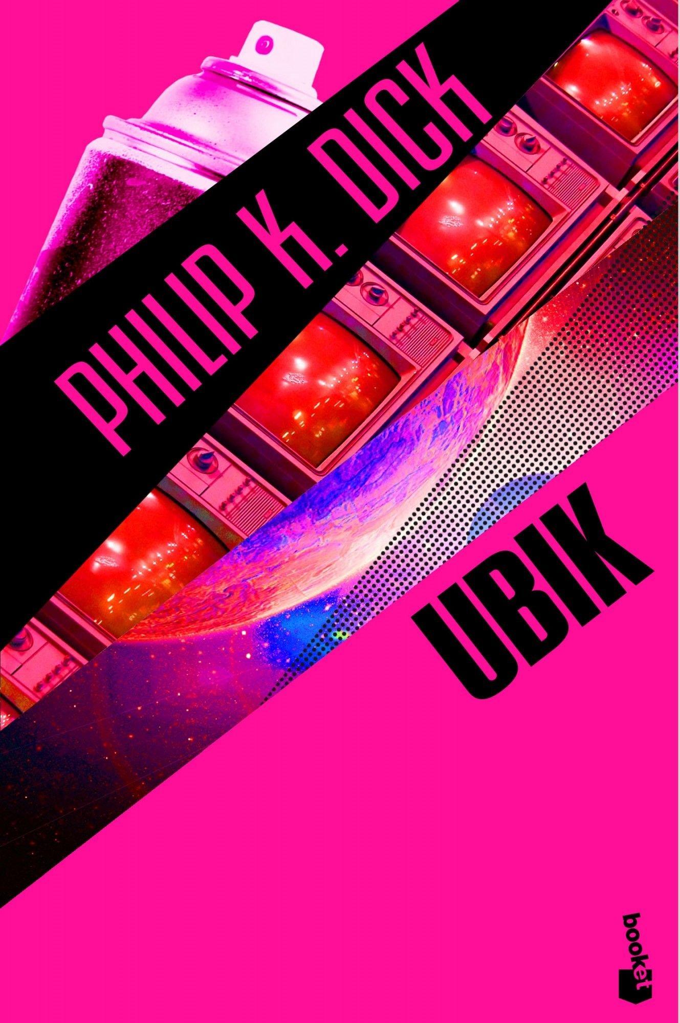 Ubik (Ciencia Ficción) Tapa blanda – 12 jun 2012 Philip K. Dick Manuel Espín Martín Booket 8445000276