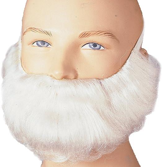 Amazon.com  2047 (White) Character Costume Beard  Clothing 6a54b1419
