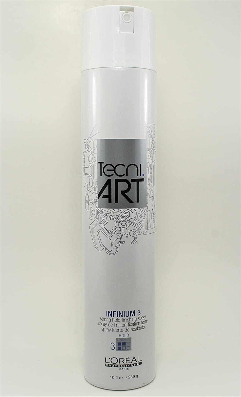 Tecni.art Infinium 3 Strong Hold Working Spray 10.2 Oz