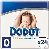 Dodot Protection Plus Sensitive Pañales Talla 0 (1.5 - 2.5 kg) -  2 x 24 Pañales