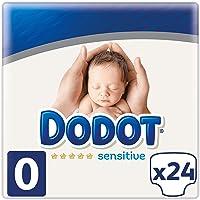 Dodot Protection Plus Sensitive Pañales Talla 0 (1.5