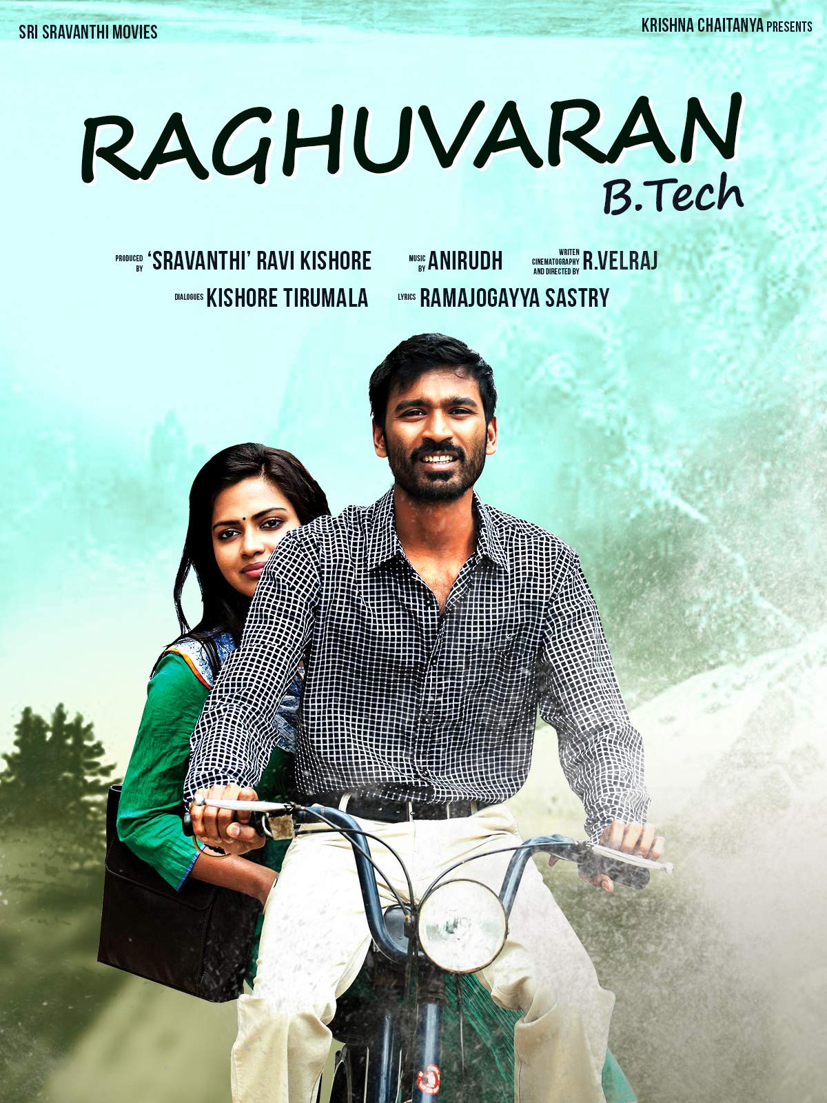 Watch Raghuvaran B.Tech | Prime Video