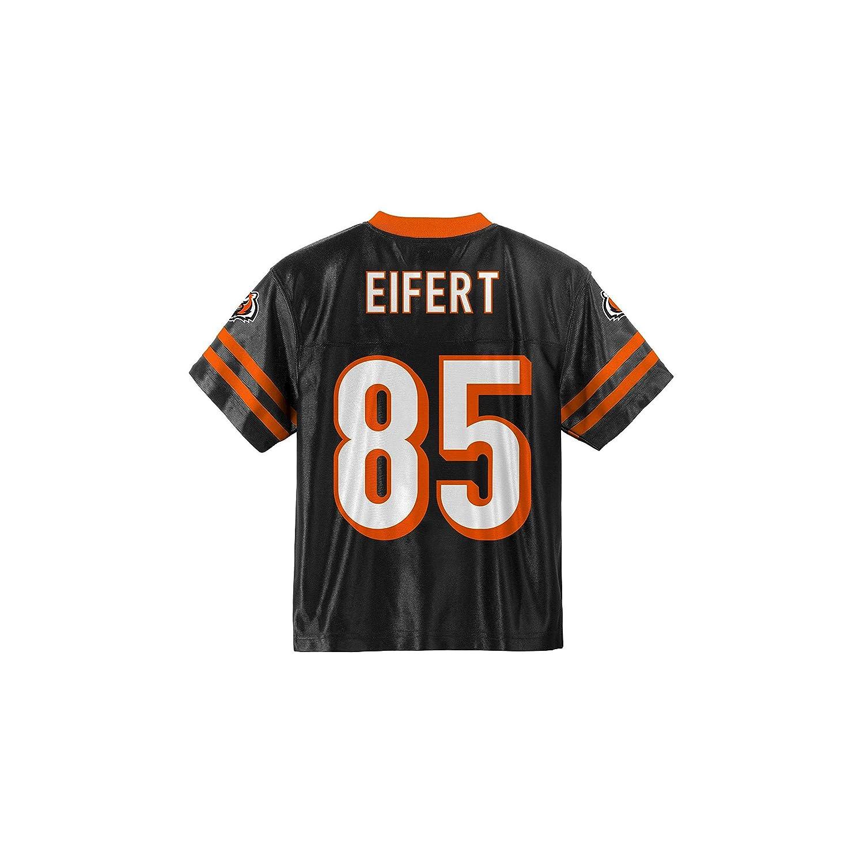 Tyler EifertシンシナティベンガルズブラックInfants Playerホームジャージー( 12ヶ月) B01N7R8SPI