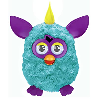 Furby (Teal/Purple): Toys & Games