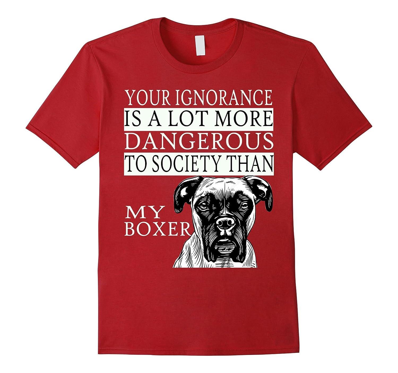 Boxer - Best Friend In My Life Tshirts-Art