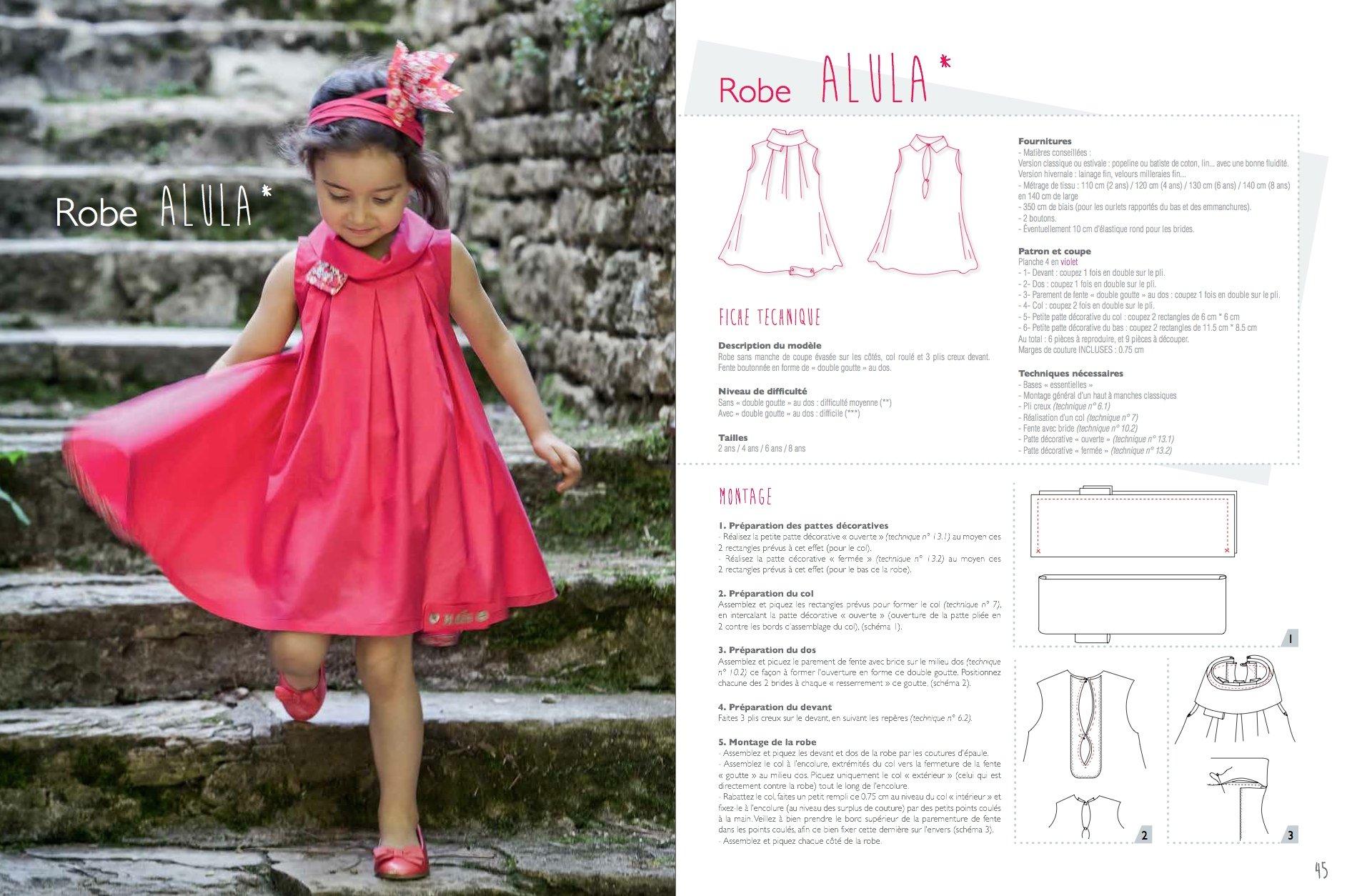 471c8bb03e7a8 Amazon.fr - Grains de couture pour enfant, nouvelle édition - Vêtements  pour filles et garçons de 2 à 8 ans - Ivanne Soufflet - Livres