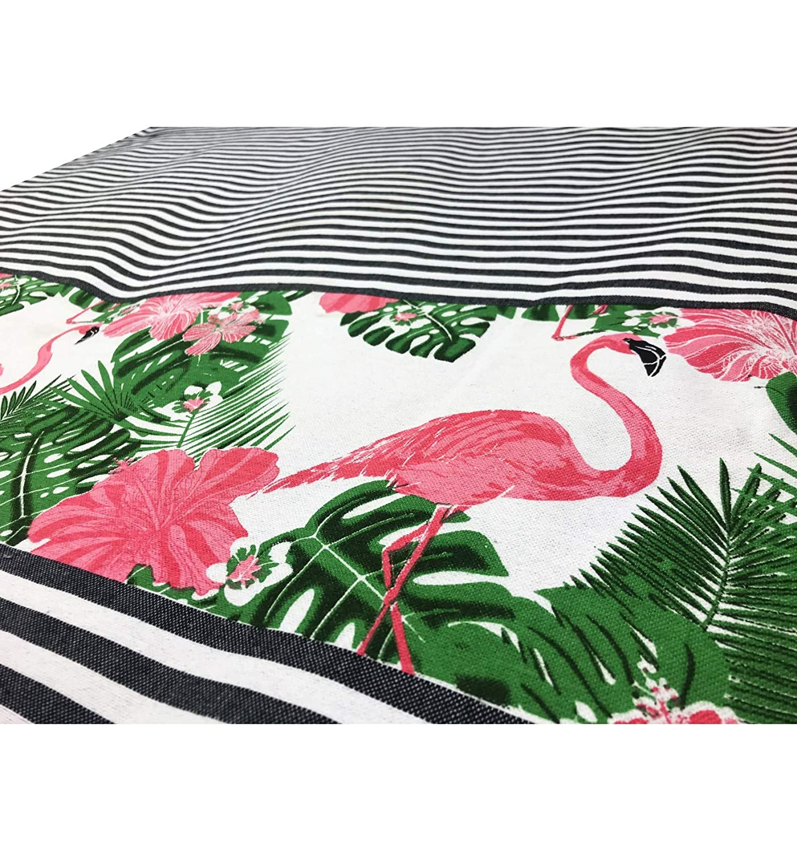 Tex family Strandtuch Fouta Flamingo Pink gro/ß cm.100/x 200/fenros