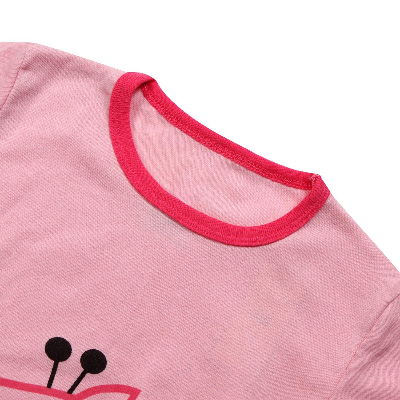 para Ni/ña Qtake Fashion Pijama