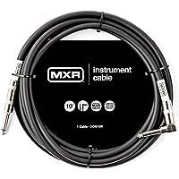 MXR Cable de instrumento, Estándar, Negro, 10 Feet