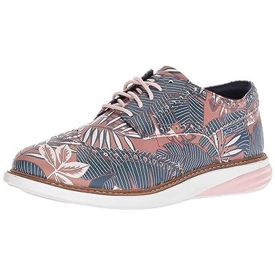 Cole Haan Women's Grandevoultion Wing Oxford Flat   Shoes
