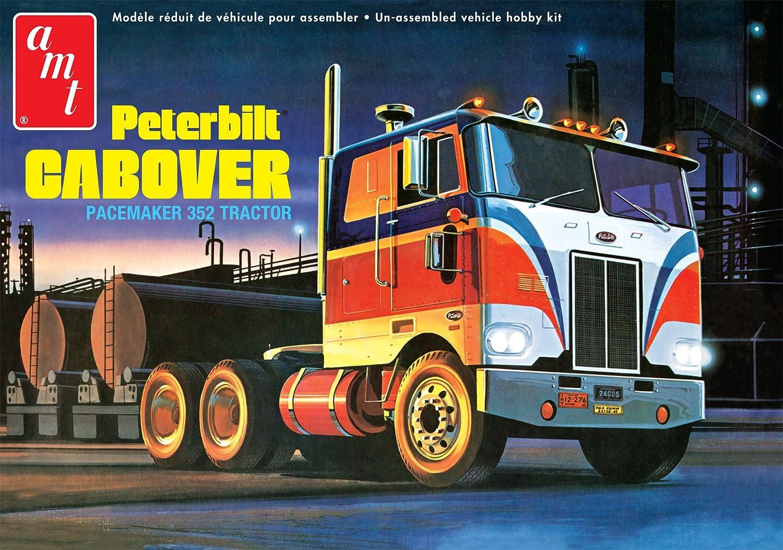 Amazon amt 75906 peterbilt 352 pacemaker coe tractor toys games publicscrutiny Images